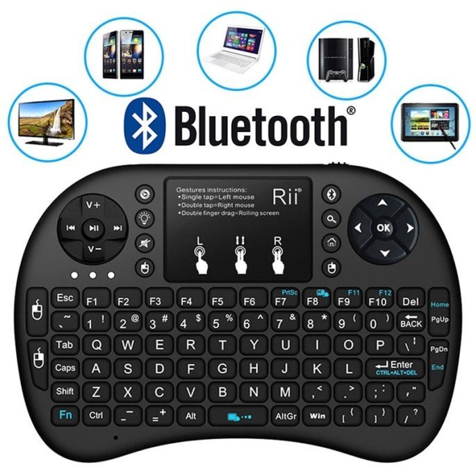 Resultado de imagen para teclado bluetooth