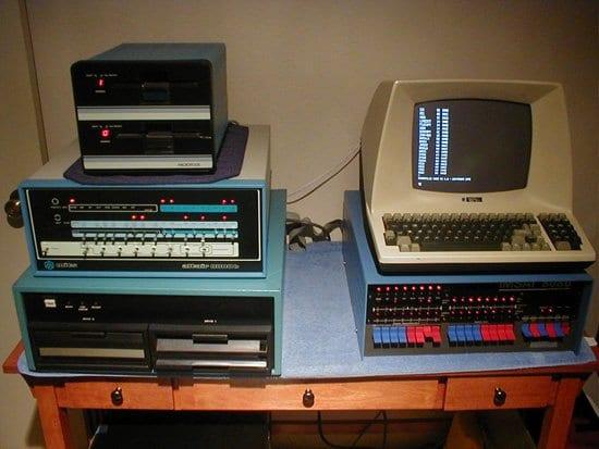 Computadora de la década de los 60