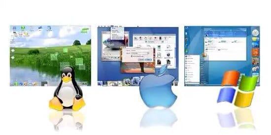 Sistemas operativos Linux, Mac y Windows