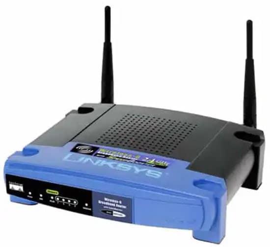 Modem de conexión a internet inalámbrica