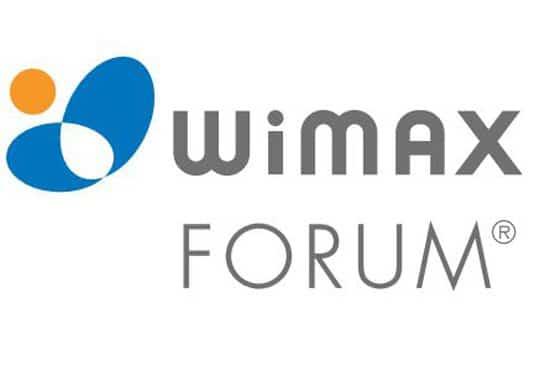 Logo de Wimax Forum