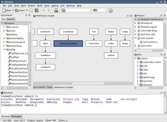 IDE entorno de desarrollo