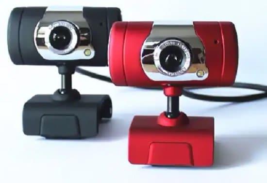 Modelos de cámaras web para computadora