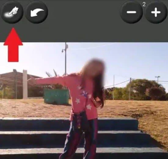 Pasos para difuminar fotos en Android