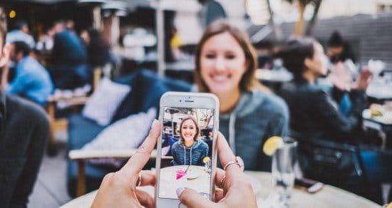 Difuminar el fondo de una foto con apps de Android