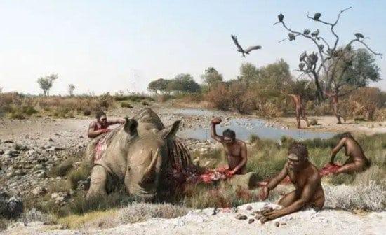 Herramientas tecnológicas en la prehistoria