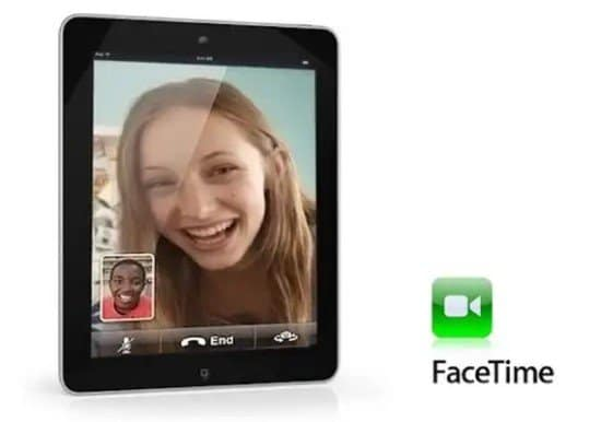 Aplicación FaceTime para dispositivos Apple