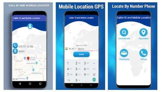 Aplicación para Android para rastrear celulares