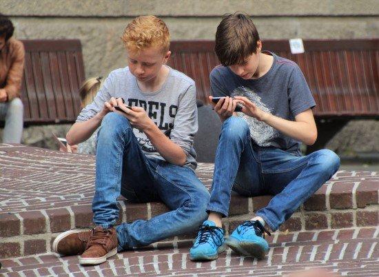 Monitorear actividad de niños en internet