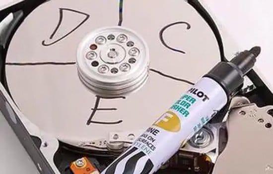 Cómo crear particiones en un disco duro