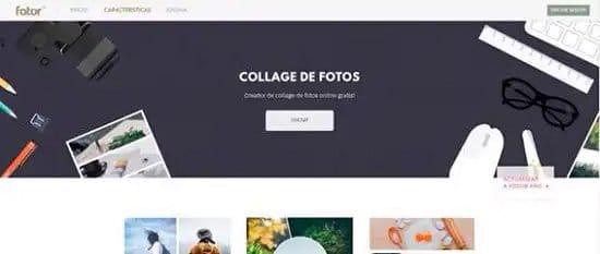 Cómo crear collage de fotos con Fotor y FotoJet