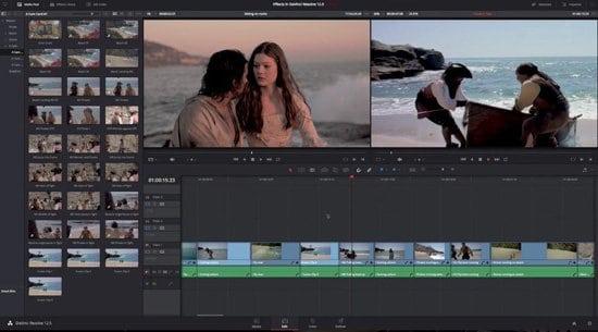 Crear video con DaVinci Resolve