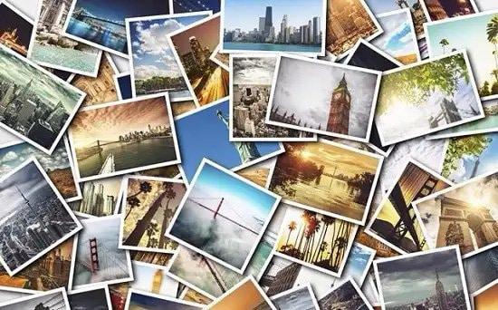 Hacer collage con fotos