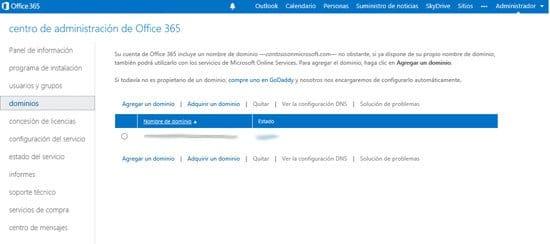 Correo con dominio propio con Microsoft 365