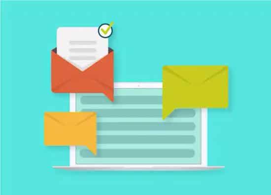 Crear y enviar correo electrónico