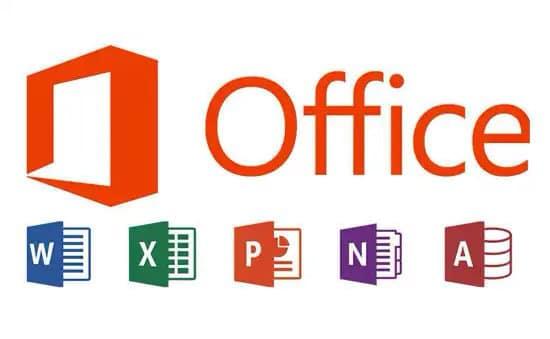 Formatos de los archivos de la suite Office