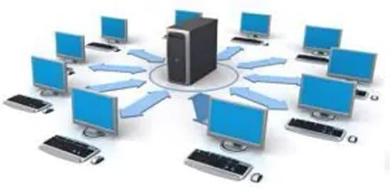 Conexión de varias computadoras