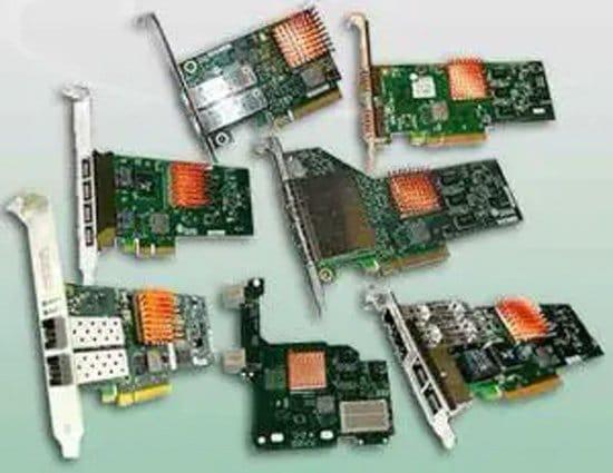 Distintos tipos de tarjeta de red para computadora
