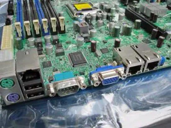 Tarjeta de red integrada a la PC