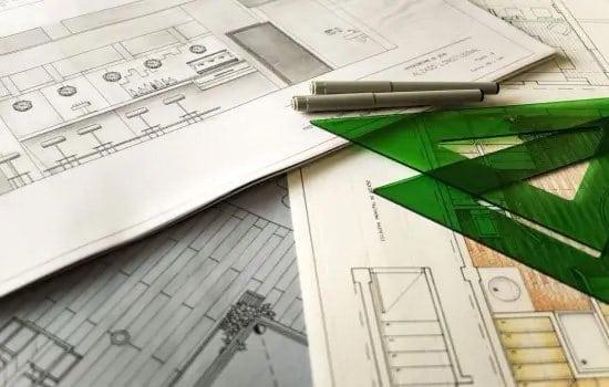 Diseño de planos en papel y en AutoCad