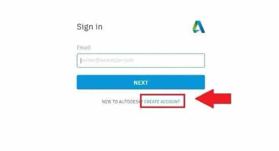 Pasos para registrarse en AutoCad para estudiantes y docentes