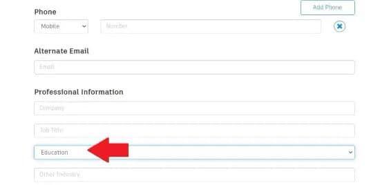 Cómo configurar nuestro perfil en Autodesk