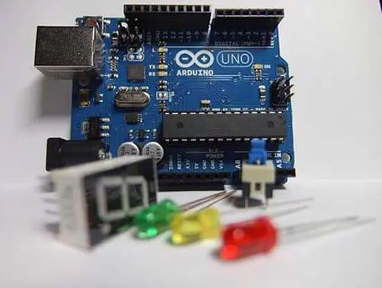 Microcontrolador Arduino